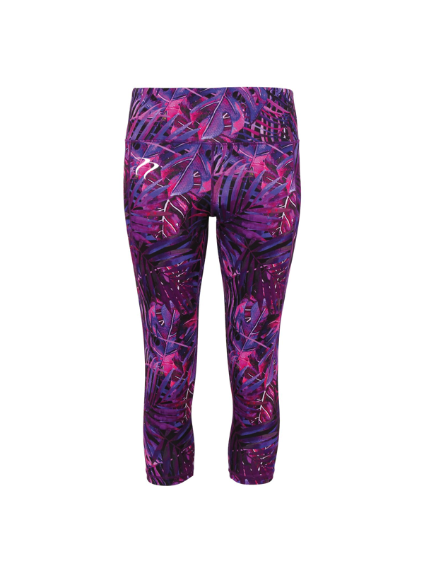 Tempest Women's performance Purple ¾ length